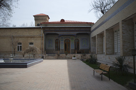 Museum of applied art of Uzbekistan, Tashkent