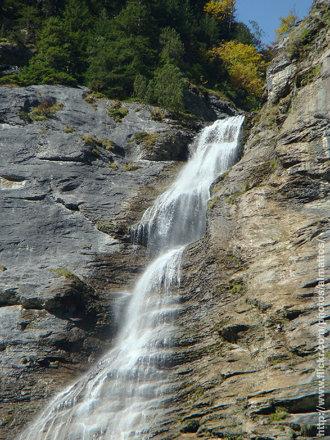 Waterfall's Lauterbrunnen I - Staubbachfall - Switzerland