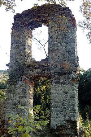 Stecklenberg - Ruine Stecklenburg