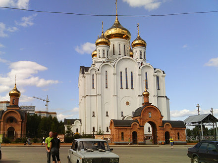 Cathedral of Stephen of Perm (Syktyvkar)