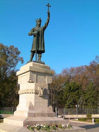 Ştefan cel Mare Monument, Chişinău