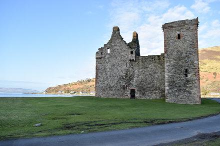 Lochranza castle 2