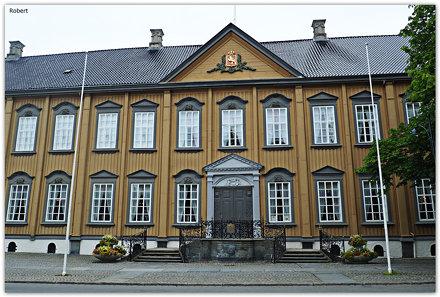 Trondheim - Stiftsgården