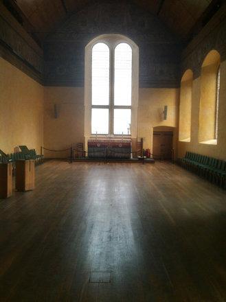Interior, Chapel Royal