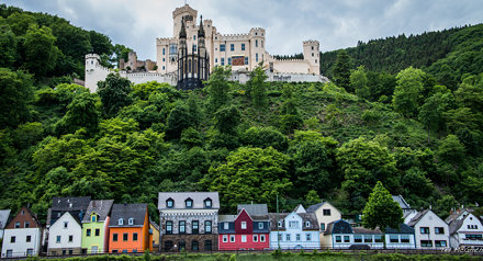 2015 - Middle Rhine Valley - Stolzenfels Castle - 9 of 9