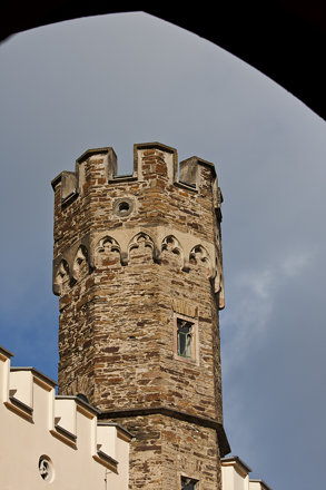 Stolzenfels Castle Tower