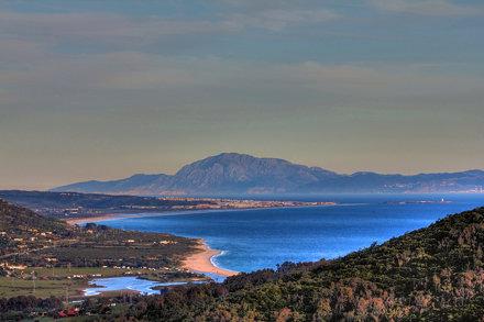 Tarifa, Estrecho de Gibraltar. Strait of Gibraltar