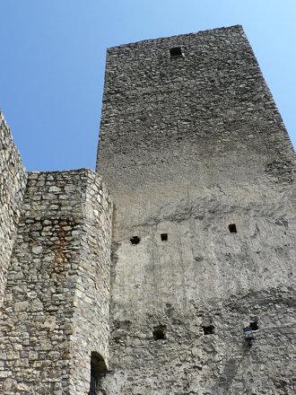 - Strečno - Strečniansky hrad - 43