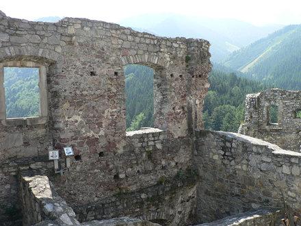 - Strečno - Strečniansky hrad - 92