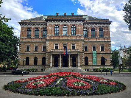 The Strossmayer Gallery of Old Masters (Strossmayerova galerija starih majstora) is a fine art museu