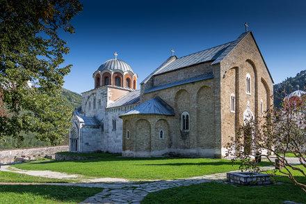 Kloster Studenica, Muttergotteskirche