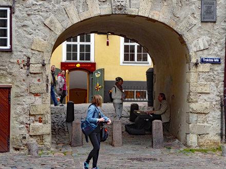 Zviedru vārti (2)