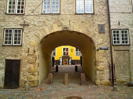 Swedish Gate