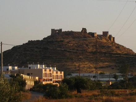 01.023- Castell. Tabernas. Almeria. 4-6-2009