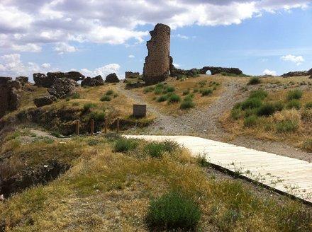 Castillo de Arabe bei Tabernas