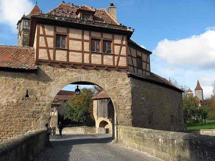 Rothenburg, Roder Gate