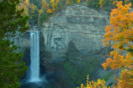 Taughannock Gorge
