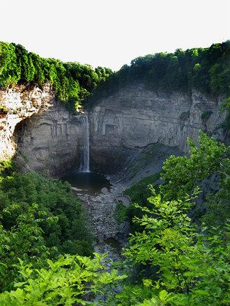 Toughannock Falls