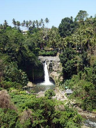 Gianyar - Tegenungan Waterfall