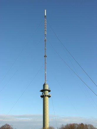 Telecommunication Tower Aarhus