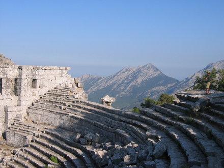 Telmessos Theater