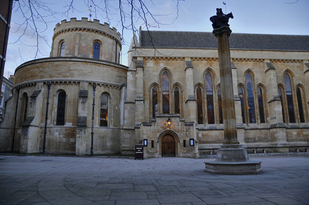 The Temple Church London