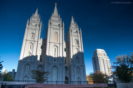 LDS Temple on the Holodeck