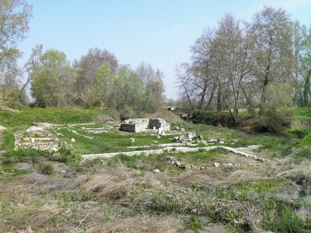The sanctuary of Zeus Hypsistos, Ancient Dion
