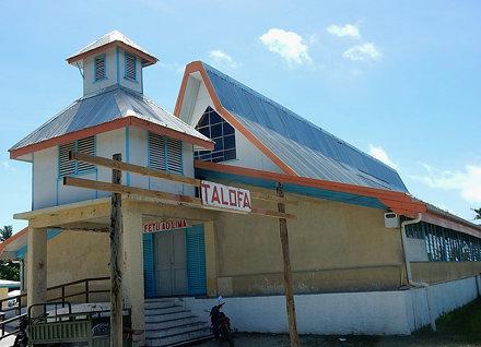Talofa to Church