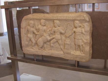 Roman Museum Teurnia.