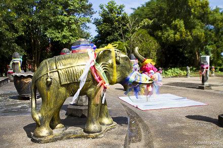 Golden Elephant 4655