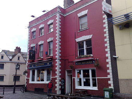 The Old Duke, Kings St.