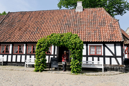 Den Gamle By, Aarhus, Denmark
