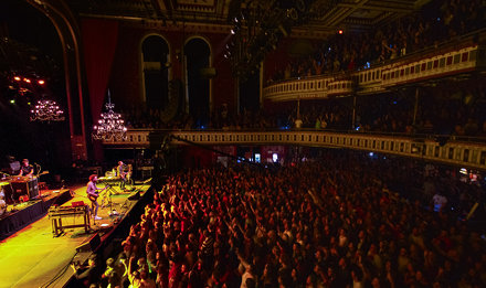 David Crowder Band - Live @ The Tabernacle, 11-05-11