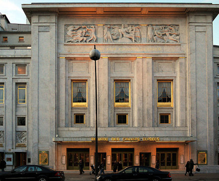 Théâtre des Champs-Élysées