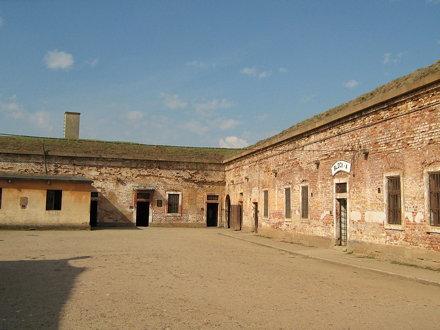 Terezin Theresienstadt
