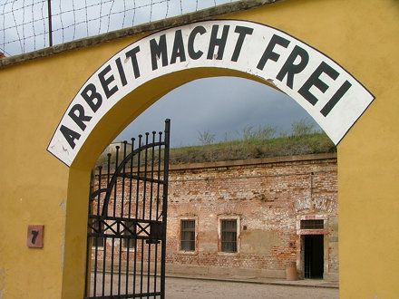 Small Fortress, Terezin, Czech Republic