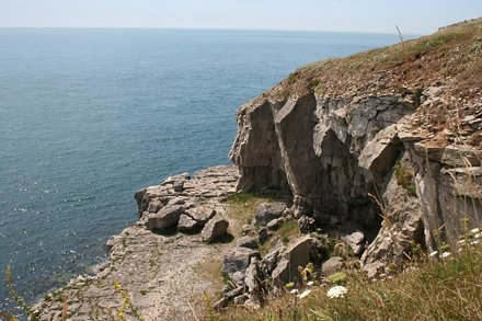 Tilly Whim Caves, Durlston