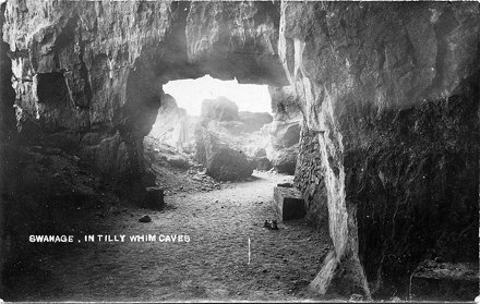 Tilly Whim Postcard (1904)