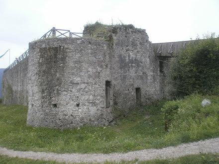 Castle in Tolmin