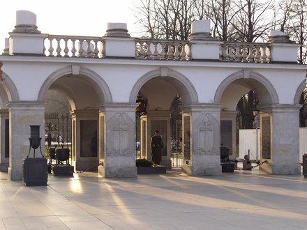 Warsaw, Plac Piłsudskiego