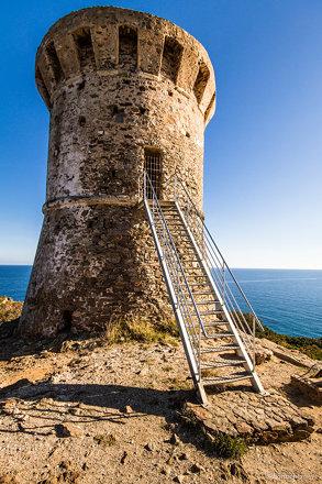 La tour de Fautea