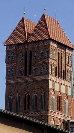 Torun - Iglesia de Santiago Apóstol