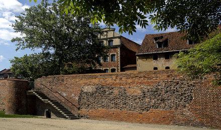 Torun - Castillo de los Caballeros Teutónicos