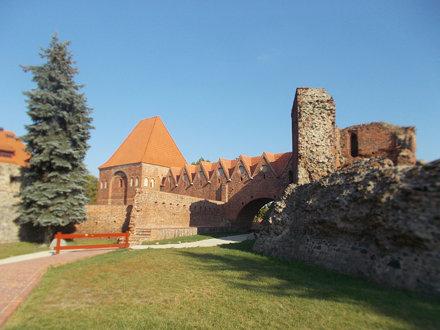September 9 - Poland - Toruń - Ruins of Toruń Castle