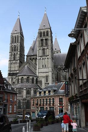 Tournai, cathédrale