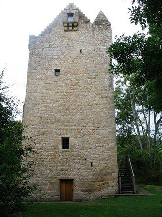 tower hallbar