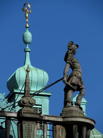 Rathaus - Detail