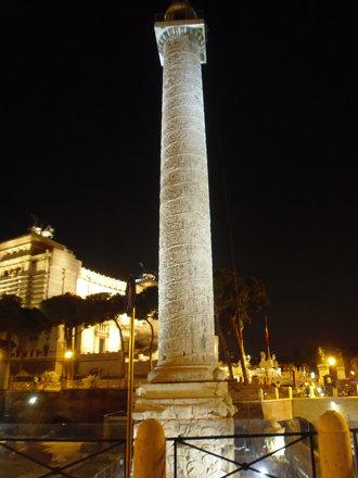 Trajan's Column-Rome,Italy,European Union