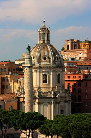 Rome - Trajan's Columm